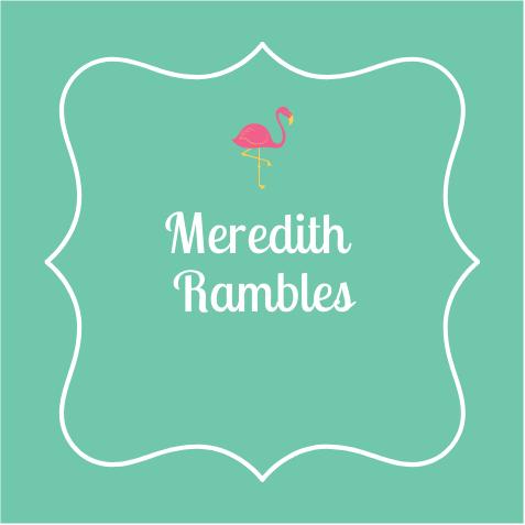 Meredith Rambles